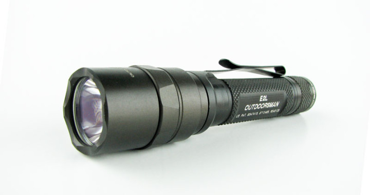 Review Surefire E2l A Outdoorsman Flashlightguide